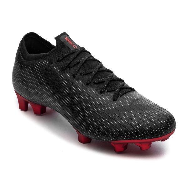 huge discount 4c9d3 829e2 Nike Vapor 12 Elite FG Jordan x PSG - Black/Challenge Red ...