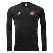 orient fodbold - træningsjakke sort - træningsjakke