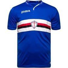 sampdoria hjemmebanetrøje 2018/19 børn - fodboldtrøjer