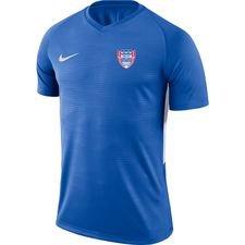 skovshoved if - hjemmebanetrøje blå børn - fodboldtrøjer