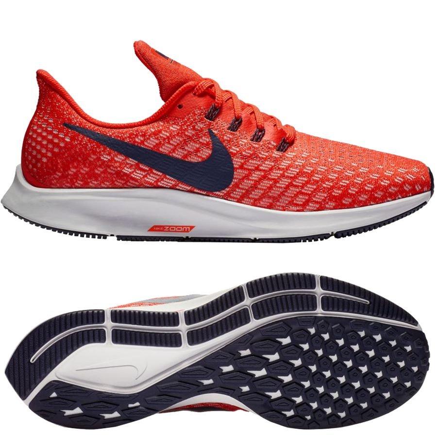 Nike Chaussures de Running Air Zoom Pegasus 35 - Rouge/Bleu
