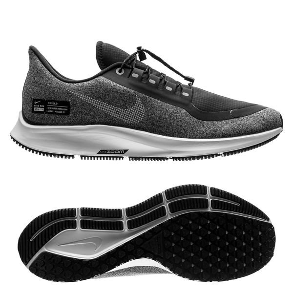 promo code b94c1 3b3c8 Nike Running Shoe Air Zoom Pegasus 35 Shield - Black/Cool Grey Woman