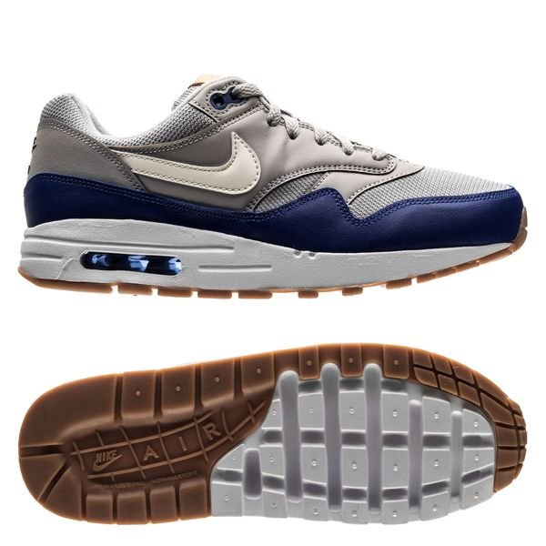 check out 83474 020c9 Nike Air Max 1 Athmosphere - Gris Bleu Enfant 0