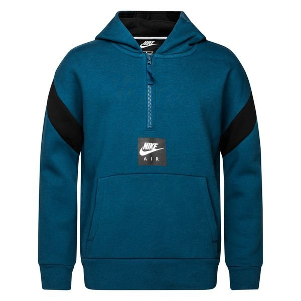 Nike NSW Sweat à Capuche Fleece Air Bleu FoncéNoir Enfant