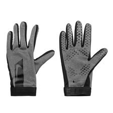 Nike Player Gloves Academy Hyperwarm - Charcoal Heather/Black