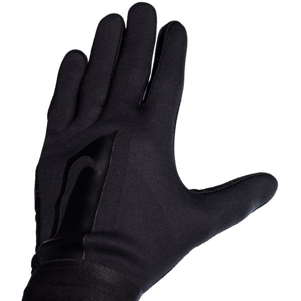 Nike Player Gloves Academy Hyperwarm - Black Kids | www
