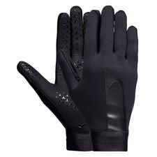 Nike Player Gloves Academy Hyperwarm - Black Kids