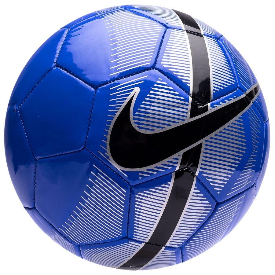 Nike Fodbold Mercurial Fade Always Forward - Blå/Sølv/Sort