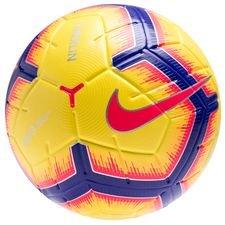 Image of   Nike Fodbold Merlin Hi-Vis - Gul/Lilla/Rød