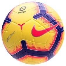 Image of   Nike Fodbold La Liga Merlin Hi-Vis - Gul/Lilla/Rød