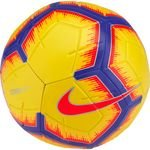 Nike Fodbold Strike Hi-Vis - Gul/Lilla/Rød