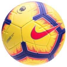 Image of   Nike Fodbold Strike Premier League Hi-Vis - Gul/Lilla/Rød