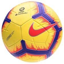 Image of   Nike Fodbold Strike La Liga Hi-Vis - Gul/Lilla