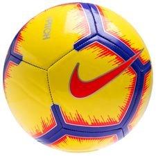 Image of   Nike Fodbold Pitch Hi-Vis - Gul/Lilla/Rød