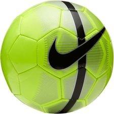 nike football mercurial skills always forward - volt/metallic silver/black - footballs