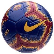 Barcelona Fotboll Strike - Navy/Guld