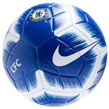 chelsea fodbold strike - blå/hvid - fodbolde