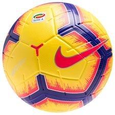 Image of   Nike Fodbold Serie A Merlin Hi-Vis - Gul/Lilla/Rød