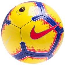 Image of   Nike Fodbold Pitch Premier League Hi-Vis - Gul/Lilla/Rød