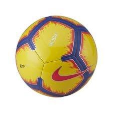 Nike Fotboll Pitch Premier League Hi-Vis - Gul/Lila/Röd