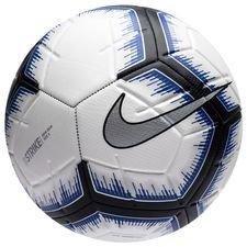 Image of   Nike Fodbold Strike Always Forward - Hvid/Sort/Blå