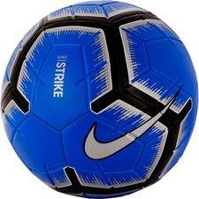 Image of   Nike Fodbold Strike - Blå/Sort/Sølv