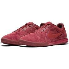 Nike Premier II Sala IC - Burgunder FORHÅNDSBESTILLING