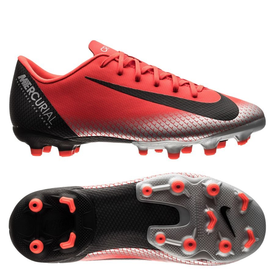 nike mercurial vapor 12 academy mg cr7 chapter 7  built on dreams - red  ... b5751a0419c8