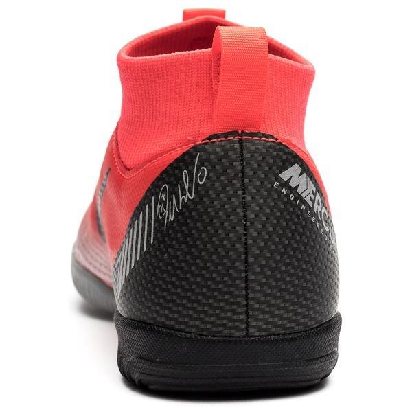sports shoes fb043 01a6a Nike Mercurial Superfly 6 Academy IC CR7 Chapter 7  Built On Dreams - Röd