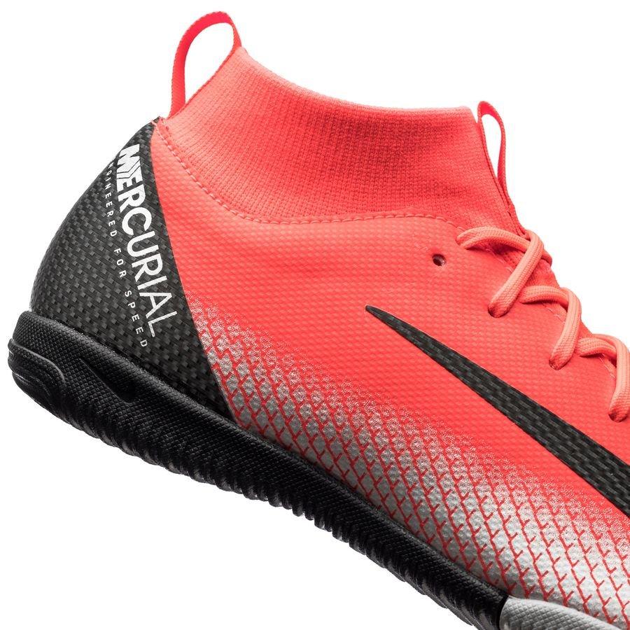 low priced 61b32 7b7b5 Nike Mercurial Superfly 6 Academy IC CR7 Chapter 7  Built On Dreams - Röd Svart  Barn   www.unisportstore.se