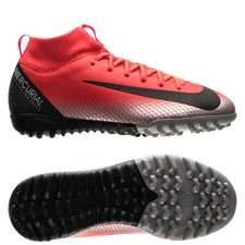 Nike Mercurial Superfly 6 Academy TF CR7 Chapter 7: Built On Dreams - Röd/Svart Barn