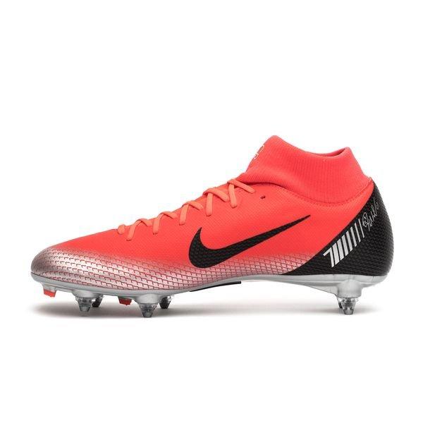 check out fdff8 ba456 Nike Mercurial Superfly 6 Academy SG CR7 Chapter 7  Built On Dreams - Röd