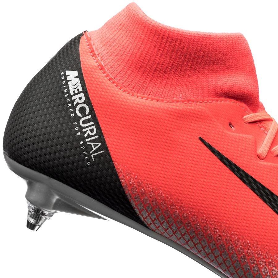 first rate 3158f c20f1 Nike Mercurial Superfly 6 Academy SG CR7 Chapter 7  Built On Dreams - Röd Svart    www.unisportstore.se