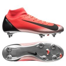 Nike Mercurial Superfly 6 Academy SG CR7 Chapter 7: Built On Dreams - Rood/Zwart