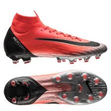 Nike Mercurial Superfly 6 Elite AG-PRO CR7 Chapter 7: Built On Dreams - Rot/Schwarz