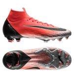 Nike Mercurial Superfly 6 Elite FG CR7 Chapter 7: Built On Dreams - Rot/Schwarz