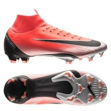 Nike Mercurial Superfly 6 Pro FG CR7 Chapter 7: Built On Dreams - Röd/Svart