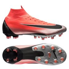 Nike Mercurial Superfly 6 Pro AG-PRO CR7 Chapter 7: Built On Dreams - Röd/Svart