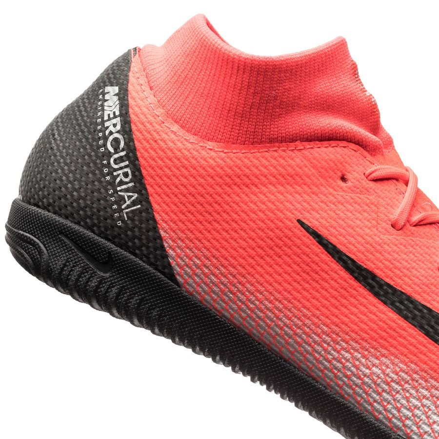 best service 3bd33 8418c Nike Mercurial SuperflyX 6 Academy IC CR7 Chapter 7  Built On Dreams - Röd Svart    www.unisportstore.se