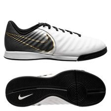 Nike Tiempo Legend 7 Academy IC - Wit/Zwart Kinderen