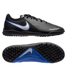 Nike Phantom Vision Academy TF Always Forward - Svart/Silver/Blå