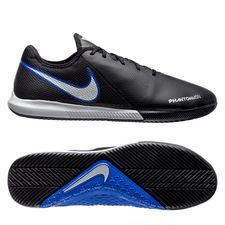 Nike Phantom Vision Academy IC Always Forward - Svart/Silver/Blå