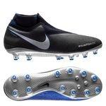 Nike Phantom Vision Elite DF AG-PRO Always Forward - Zwart/Zilver/Racer Blue