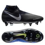 Nike Phantom Vision Elite DF SG-PRO Anti-Clog Always Forward - Noir/Argenté/Bleu