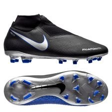 Nike Phantom Vision Pro DF FG Always Forward - Svart/Silver/Blå