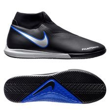 Nike Phantom Vision Academy DF IC Always Forward - Svart/Silver/Blå