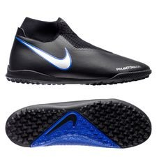 Nike Phantom Vision Academy DF TF Always Forward - Svart/Silver/Blå