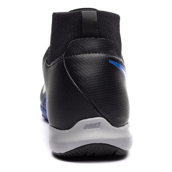 94c17749a93 Nike Phantom Vision Academy DF IC Always Forward - Black Metallic Silver Racer  Blue