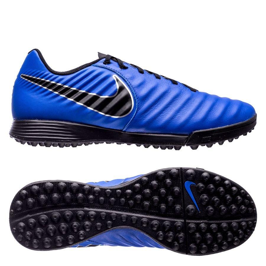 new photos 51482 733bf ... promo code nike tiempo legend 7 academy tf always forward blå sort  fodboldstøvler 304a7 0792a