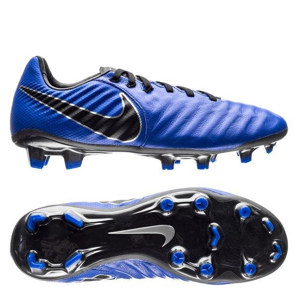 best service 79dce db3d6 Nike Tiempo Legend 7 Elite FG Always Forward - Bleu Noir Enfant 0